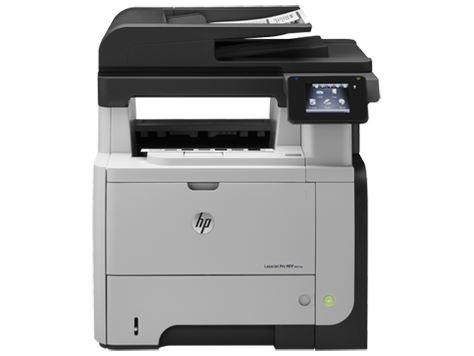 HP LaserJet Pro M521dw Laser A4 Wi-Fi Nero, Grigio