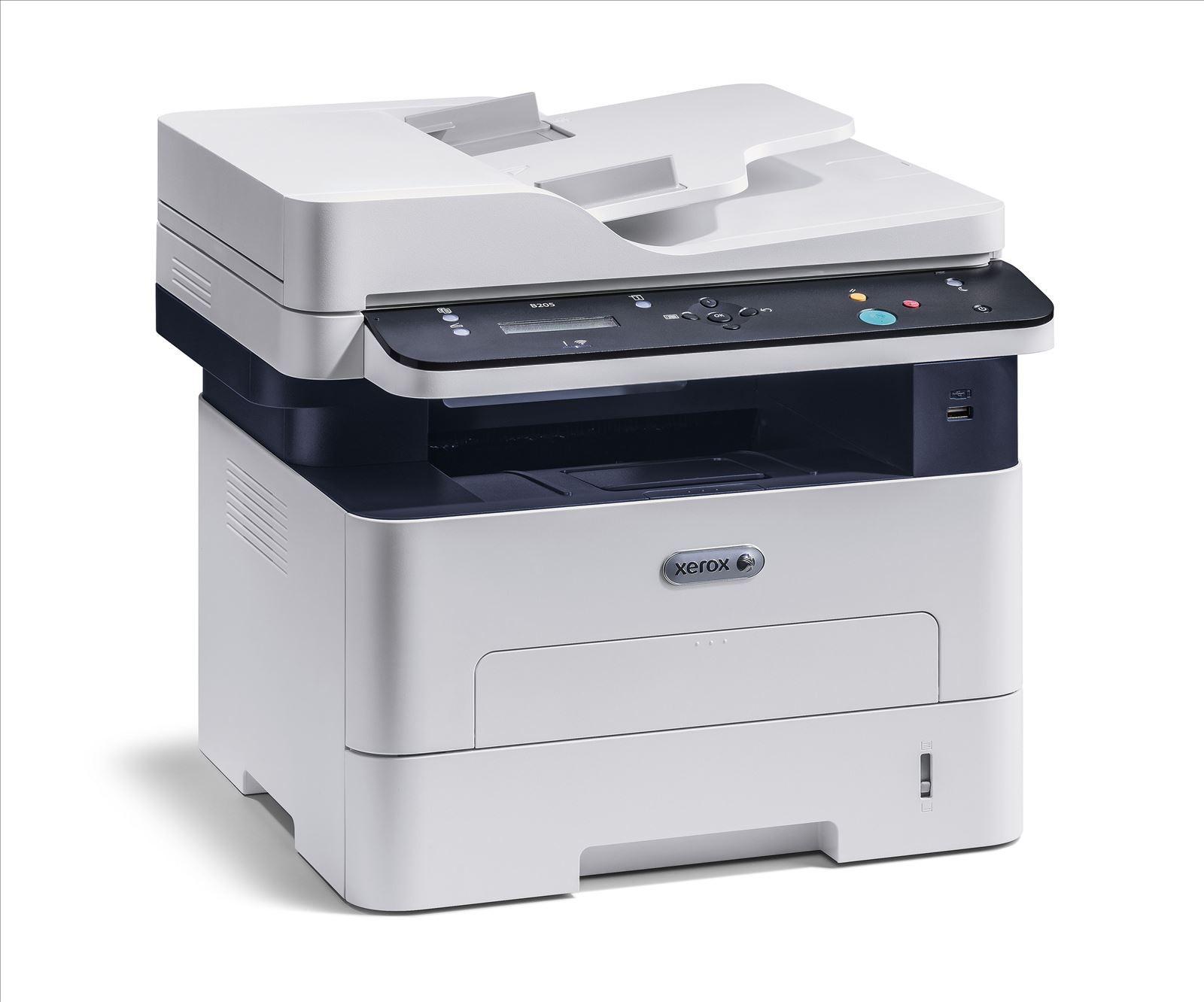 Xerox B205 Laser 30 ppm 1200 x 1200 DPI A4 Wi-Fi