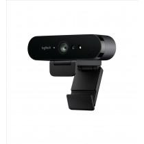 Logitech BRIO 4096 x 2160Pixel USB 3.0 Nero webcam