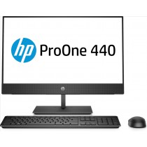 """HP ProOne 440 G4 60,5 cm (23.8"""") 1920 x 1080 Pixel Intel® Core™ i5 di ottava generazione i5-8500T 8 GB DDR4-SDRAM 2000 GB HDD Nero PC All-in-one"""