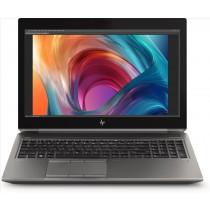 """HP ZBook 15 G6 Argento Workstation mobile 39,6 cm (15.6"""") 1920 x 1080 Pixel Intel® Core™ i7 di nona generazione 32 GB DDR4-SDRAM 512 GB SSD NVIDIA® Quadro® P2000 Wi-Fi 6 (802.11ax) Windows 10 Pro"""