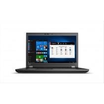 """Lenovo ThinkPad P72 Nero Workstation mobile 43,9 cm (17.3"""") 1920 x 1080 Pixel Intel® Core™ i7 di ottava generazione i7-8750H 8 GB DDR4-SDRAM 1256 GB HDD+SSD"""