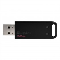 Kingston Technology DataTraveler DT20 unità flash USB 32 GB USB tipo A 2.0 Nero