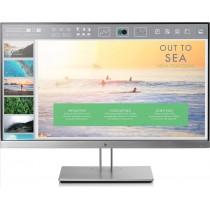 """HP EliteDisplay E233 23"""" Full HD IPS Nero, Argento monitor piatto per PC"""