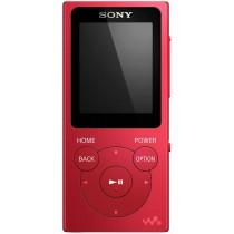 Sony NWE394R MP3 8GB Rosso lettore e registratore MP3/MP4