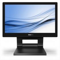 """Philips 162B9T/00 monitor piatto per PC 39,6 cm (15.6"""") 1366 x 768 Pixel LCD Nero"""