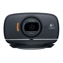 Logitech C525 8MP 1280 x 720Pixel USB 2.0 Nero webcam