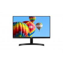 "LG 24MK600M-B 23.8"" Full HD LED Opaco Piatto Nero monitor piatto per PC LED display"