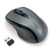 Kensington Mouse wireless Pro Fit® di medie dimensioni - grigio grafite