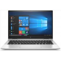 """HP EliteBook x360 830 G7 Ibrido (2 in 1) Argento 33,8 cm (13.3"""") 1920 x 1080 Pixel Touch screen Intel® Core™ i5 di decima generazione 8 GB DDR4-SDRAM 256 GB SSD Wi-Fi 6 (802.11ax) Windows 10 Pro"""