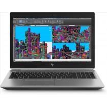 "HP ZBook 15 G5 2.20GHz i7-8750H Intel® Core™ i7 di ottava generazione 15.6"" 1920 x 1080Pixel Argento Workstation mobile"