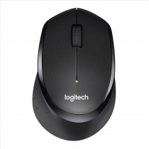 Logitech B330 Silent Plus RF Wireless Ottico 1000DPI Mano destra Nero mouse