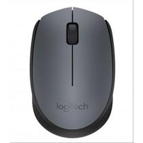 Logitech M170 Wireless  + USB Ottico 1000DPI Ambidestro Nero, Grigio mouse