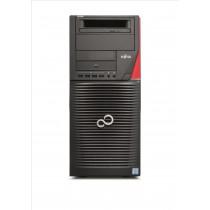 Fujitsu CELSIUS R970 Intel® Xeon® 4114 32 GB DDR4-SDRAM 512 GB SSD Midi Tower Nero, Rosso Stazione di lavoro Windows 10 Pro for Workstations