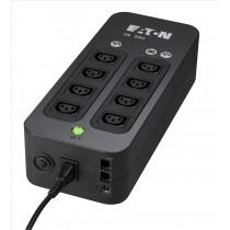Eaton 3S 550 IEC gruppo di continuità (UPS) 550 VA 330 W 8 presa(e) AC