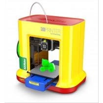 XYZprinting 3FM1XXEU00D Fabbricazione a Fusione di Filamento (FFF) Giallo stampante 3D