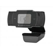 Conceptronic AMDIS05B webcam 1920 x 1080 Pixel USB 2.0 Nero