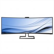 """Philips P Line 439P9H/00 monitor piatto per PC 110,2 cm (43.4"""") 3840 x 1200 Pixel LCD Nero"""