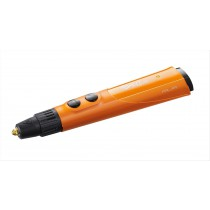 XYZprinting 105759488 0.8mm Nero, Arancione penna 3D