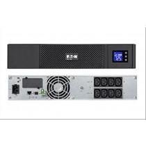 Eaton 5SC 1500I RACK2U A linea interattiva 1500VA 8presa(e) AC Montaggio a rack Nero gruppo di continuità (UPS)