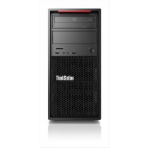 Lenovo P520c Intel® Xeon® W W-2223 16 GB DDR4-SDRAM 512 GB SSD Tower Nero Stazione di lavoro Windows 10 Pro for Workstations