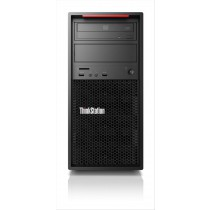 Lenovo ThinkStation P520c Intel® Xeon® W W-2225 32 GB DDR4-SDRAM 512 GB SSD Tower Nero Stazione di lavoro Windows 10 Pro for Workstations