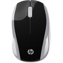 HP 200 mouse RF Wireless 1000 DPI Ambidestro
