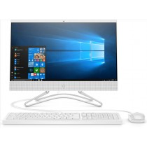 "HP 22-c0037nl 54,6 cm (21.5"") 1920 x 1080 Pixel 8 GB DDR4-SDRAM 128 GB SSD Wi-Fi 5 (802.11ac) Bianco PC All-in-one Windows 10 Home"