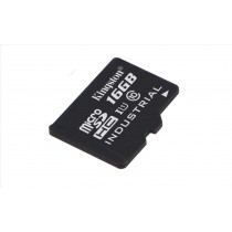 Kingston Technology Industrial Temperature microSD UHS-I 16GB 16GB MicroSDHC UHS-I Classe 10 memoria flash