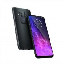 "Motorola one Zoom 16,3 cm (6.4"") 4 GB 128 GB Doppia SIM 4G USB tipo-C Grigio Android 9.0 4000 mAh"
