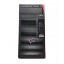 Fujitsu CELSIUS W580 3.3GHz Microtorre Intel® Xeon® Nero Stazione di lavoro