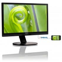 Philips Brilliance Monitor LCD con tecnologia SoftBlue