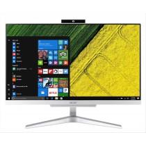 """Acer Aspire C22-865 54,6 cm (21.5"""") 1920 x 1080 Pixel 2,2 GHz Intel® Core™ i3 di ottava generazione i3-8130U Argento PC All-in-one"""