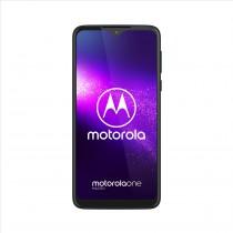 "Motorola one Macro 15,8 cm (6.2"") 4 GB 64 GB Dual SIM ibrida 4G USB tipo-C Blu Android 9.0 4000 mAh"