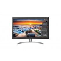 "LG 27UL850-W monitor piatto per PC 68,6 cm (27"") 4K Ultra HD LED Opaco Argento"