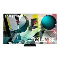 "Samsung Series 9 QE85Q950TST 2,16 m (85"") 8K Ultra HD Smart TV Wi-Fi Nero, Acciaio inossidabile"