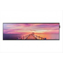 "Samsung SH37F 37"" LED Nero display professionale"