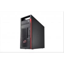 Fujitsu CELSIUS M770 3.7GHz Nero, Rosso Stazione di lavoro