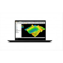 """Lenovo ThinkPad P1 Workstation mobile Nero 39,6 cm (15.6"""") 1920 x 1080 Pixel Intel® Core™ i7 di decima generazione 16 GB DDR4-SDRAM 512 GB SSD NVIDIA Quadro T2000 Max-Q Wi-Fi 6 (802.11ax) Windows 10 Pro"""