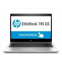 "HP EliteBook 745 G5 2GHz 2300U AMD Ryzen 3 14"" 1920 x 1080Pixel Argento Computer portatile"