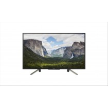 "Sony KDL-50WF665 50"" Full HD Smart TV Wi-Fi Nero, Argento LED TV"