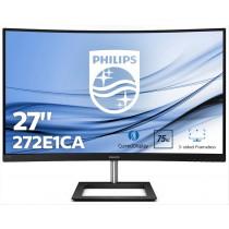 """Philips E Line 272E1CA/00 LED display 68,6 cm (27"""") Full HD LCD Curvo Opaco Nero"""