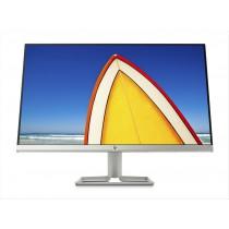 """HP 24f 23.8"""" Full HD LED Piatto Nero, Argento monitor piatto per PC"""