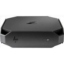 HP Z2 G4 Intel® Core™ i7 di ottava generazione i7-8700 16 GB DDR4-SDRAM 256 GB SSD Nero Mini PC Stazione di lavoro