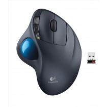 Logitech M570 RF Wireless Laser Nero mouse