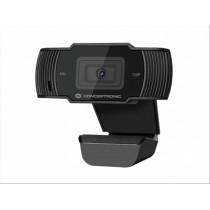 Conceptronic AMDIS03B webcam 1280 x 720 Pixel USB 2.0 Nero