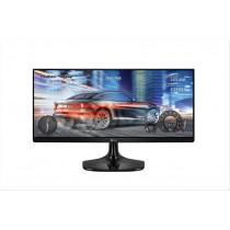 """LG 25UM58-P 25"""" UltraWide Full HD LED Piatto Nero monitor piatto per PC LED display"""