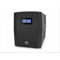 Conceptronic ZEUS 04E A linea interattiva 2200VA 6presa(e) AC gruppo di continuità (UPS)