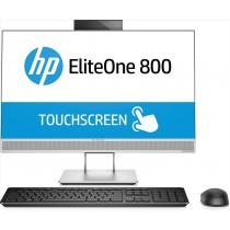 """HP EliteOne 800 G4 60,5 cm (23.8"""") 1920 x 1080 Pixel Touch screen Intel® Core™ i5 di ottava generazione i5-8500 8 GB DDR4-SDRAM 1000 GB HDD Argento PC All-in-one"""