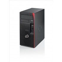 Fujitsu ESPRIMO P958 Intel® Core™ i5 di nona generazione i5-9600 8 GB DDR4-SDRAM 512 GB SSD Midi Tower Nero, Rosso PC Windows 10 Pro